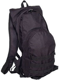 MOLLE Compatible Hydration Pack w/ Bladder