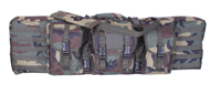 36-inch MOLLE Soft Rifle Carrying Case, Padded Weapon Bag with Backpack Straps