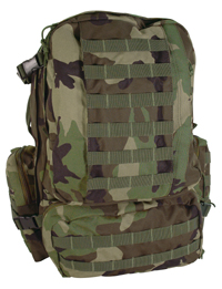 Voodoo Tactical Large Tobago MOLLE Assault Pack