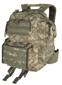 Voodoo Tactical MATRIX Assault Pack for the Modern Warrior
