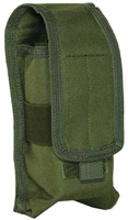 Voodoo Tactical MOLLE Radio Pouch for use on Tactical Vest