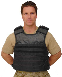 Voodoo Tactical FAST Wrap Around Body Armor Carrier MOLLE Vest