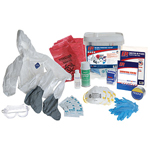 QuakeCare Ultimate Deluxe Pandemic Flu / Ebola Survival Kit