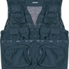 Humvee Combat Black Tactical Vest