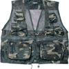 Humvee Combat Tactical Vest Camo Multi Pack
