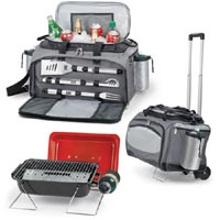 Vulcan Ultimate Tailgating Camping All-In-One Set