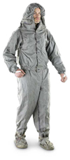 New East German NVA Chemical Suit