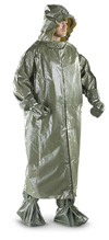 New Czech Army Chemical Suit