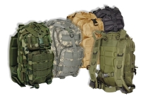 Small MOLLE Assault Pack, Miltary Style Tactical Backpack
