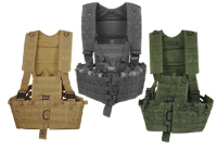 MOLLE Chest Rig or Vest, with Mag Pouches and free Hydration Bladder